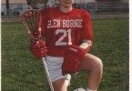 Paul Woody 1987 Glen Burnie High School lacrosse