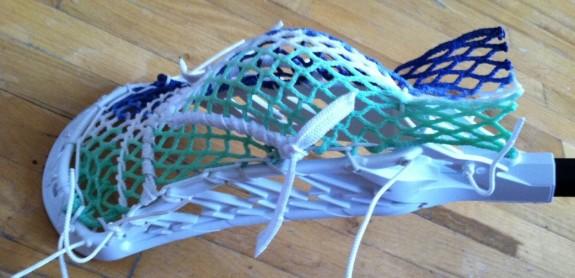Mohawk Lacrosse Mach 1 East Coast Dyes
