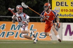Mikey Powell MLL Boston Cannons #0