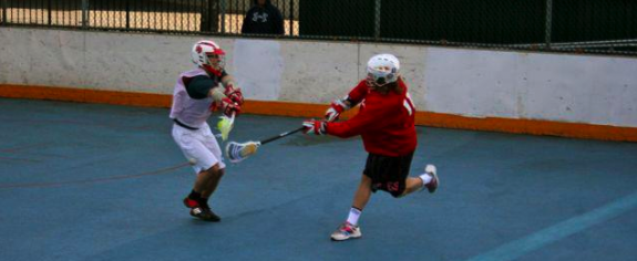 NYC box lacrosse ULAX