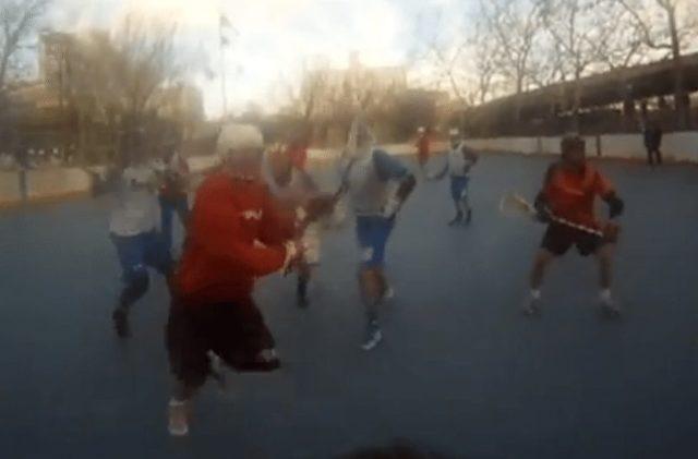 NYC box lacrosse