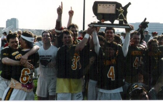 Herkimer CC lacrosse National Champions
