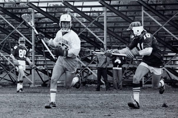 Bill Schick Fair Lawn NJ 1970s lacrosse