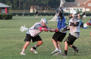 Ben Rubeor Club Ball lacrosse