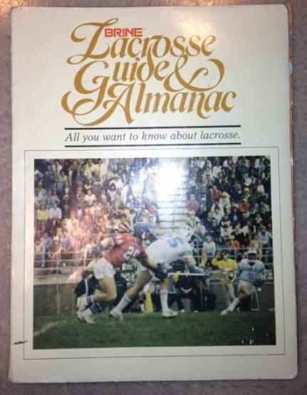 Brine Lacrosse Guide Almanac