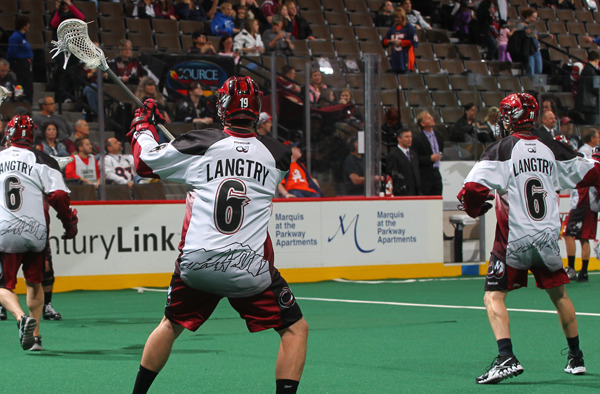 COLORADO MAMMOTH TEAM_Langtry
