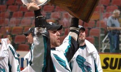 Chris Schiller NLL champion