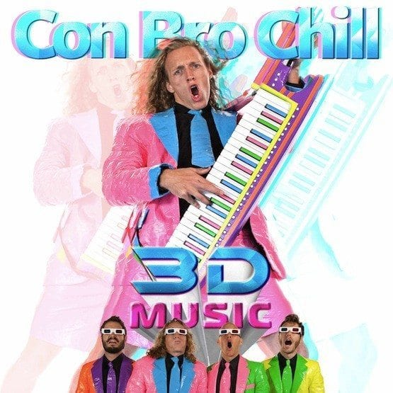 Con Bro Chill 3D Music Cover