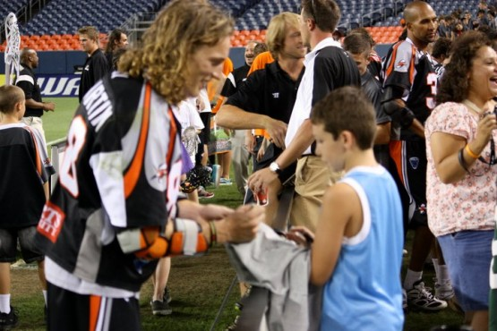Con Bro Chill Denver Outlaws