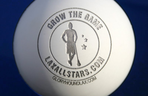 Grow The Game Lacrosse Ball