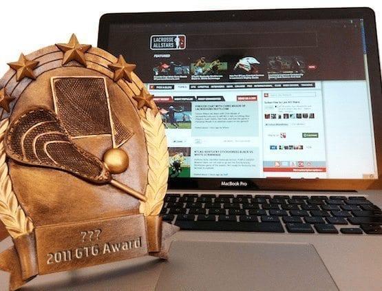 2011 Grow The Game Award