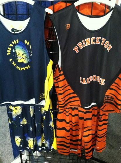 loud lacrosse practice uniform princeton