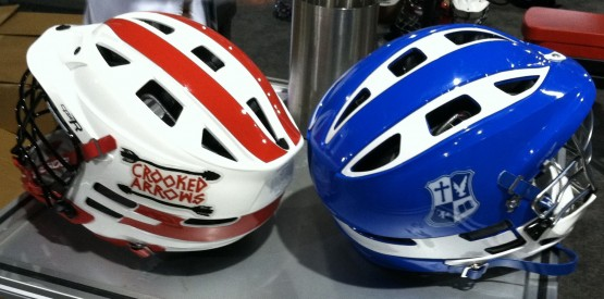 Crooked Arrows Cascade Helmets