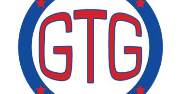 LAS_GTG Helmet Sticker