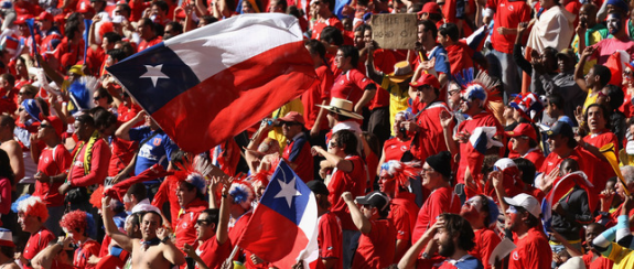 Chile Sports Fans