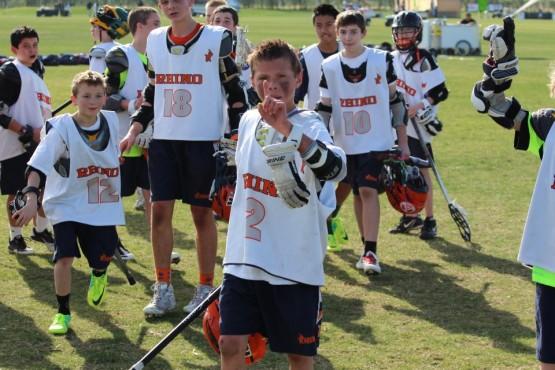 Rippers #1 Rhino Rippers Lacrosse U13