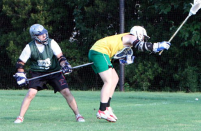 Lacrosse check cup check hold lift penalty