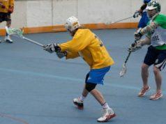 NYC Box Lacrosse Connor Wilson