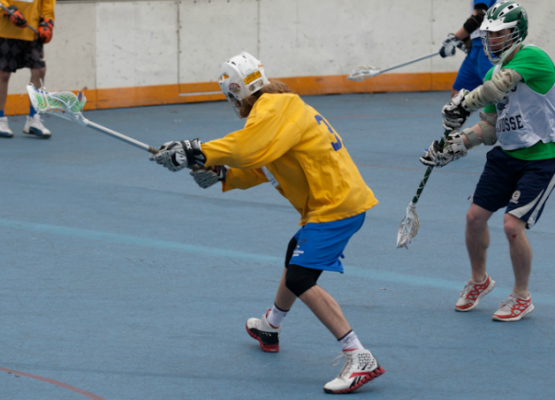 NYC Box Lacrosse Connor Wilson