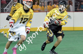 Kentucky Stickhorses box lacrosse