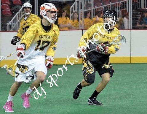 Kentucky Stickhorses box lacrosse