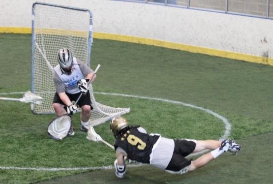 Tri State Dukes Lacrosse Matt Barrett