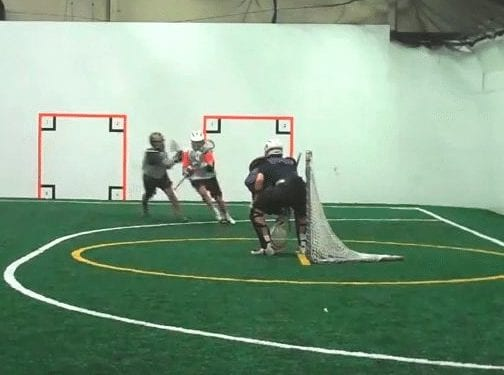 New Jersey Box Lacrosse Turf City lax