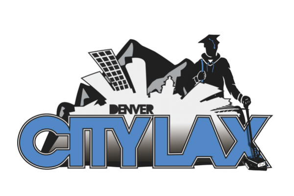 Denver City Lax Logo lacrosse