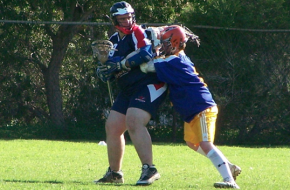 Photo of the week lacrosse australia david vs goliath