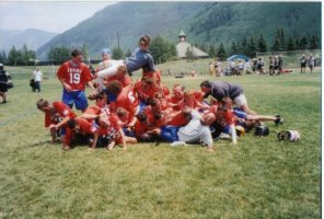 Team Idaho in Vail.  Oh the memories.  What are yours?