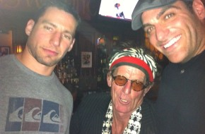 Josh Rachman Keith Richards Anthony Kelly South Beach