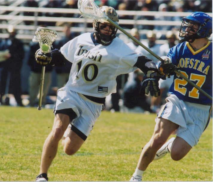 Mike Allain Hofstra lacrosse