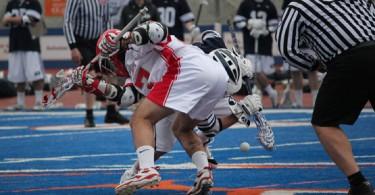 BYU vs Simon Fraser Lacrosse 2