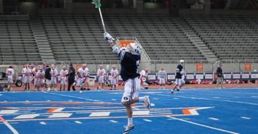 BYU vs Simon Fraser Lacrosse 4