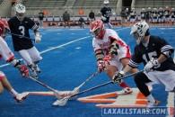 BYU vs Simon Fraser Lacrosse 5