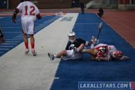 BYU vs Simon Fraser Lacrosse 6