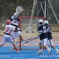 BYU vs Simon Fraser Lacrosse 8