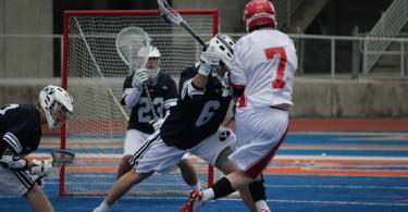 BYU vs Simon Fraser Lacrosse 11