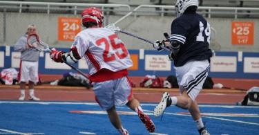 BYU vs Simon Fraser Lacrosse 12