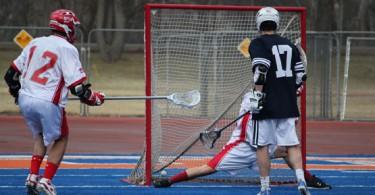 BYU vs Simon Fraser Lacrosse 13