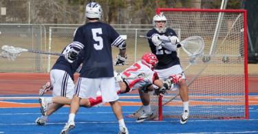 BYU vs Simon Fraser Lacrosse 14