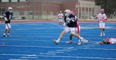 BYU vs Simon Fraser Lacrosse 16