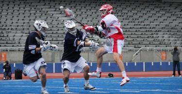 BYU vs Simon Fraser Lacrosse 20