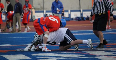 Boise State vs BYU MCLA Lacrosse 10
