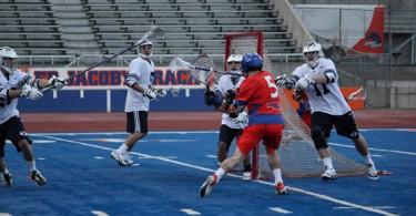Boise State vs BYU MCLA Lacrosse 15