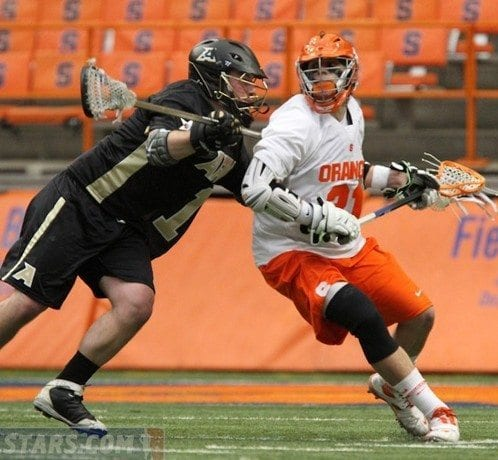 Syracuse vs. Army men's lacrosse 29