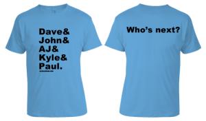 Dave & John & AJ & Kyle & Paul