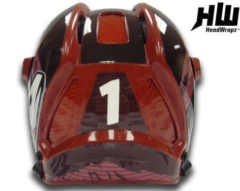 Colorado mammoth helmet