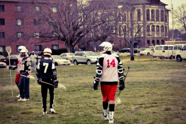Hampton University Lacrosse Lloyd Carter
