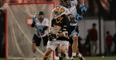 Johns Hopkins vs Towson men's lacrosse 1